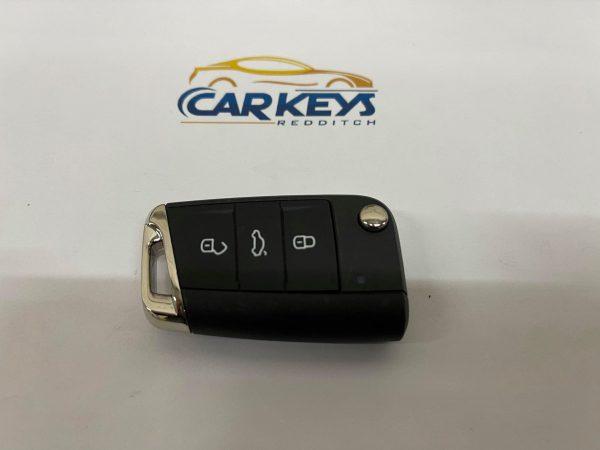 vw seat skoda mqb remote key