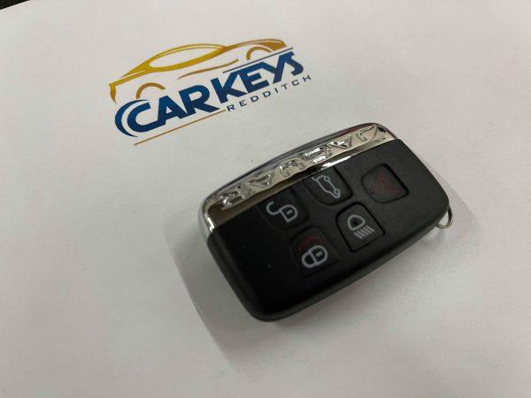 jaguar keyless remote key