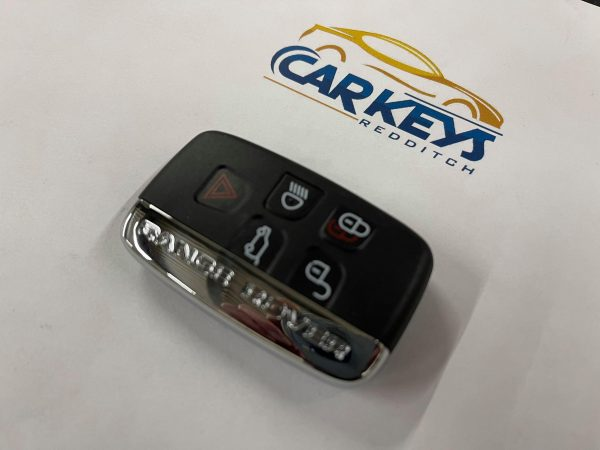 land rover keyless key